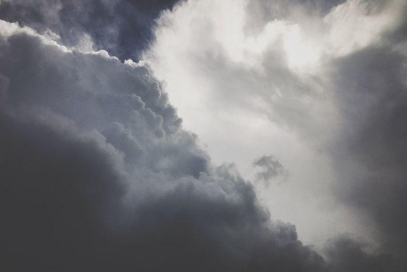 Flying above Rīga. ✈️☁️ Sky Sky And Clouds Skyporn First Eyeem Photo