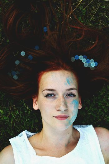 °Freckled cosmos° Only Women One Woman Only One Person One Young Woman Only Beauty Adult Adults Only Headshot People Portrait Human Body Part Young Adult Outdoors Redhead Day Young Women Summer Beautiful Woman Human Face Grass Art Is Everywhere Break The Mold The Portraitist - 2017 EyeEm Awards Mix Yourself A Good Time