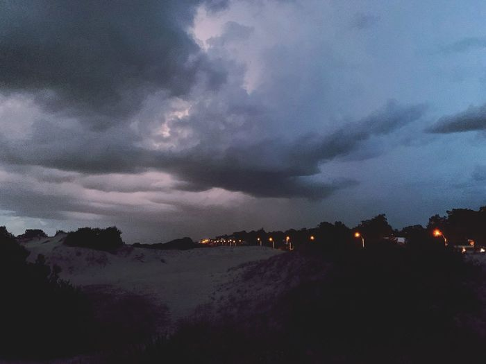 Storm Sky Cloud