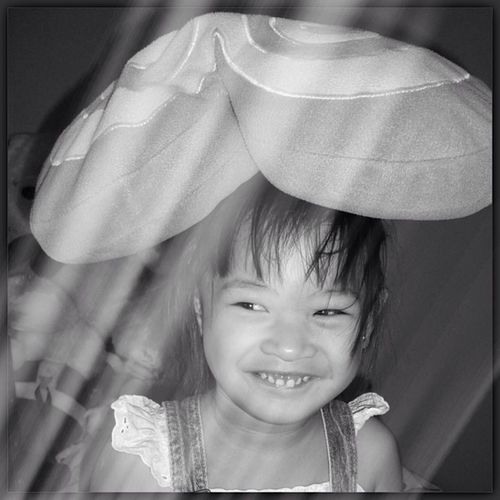 Life's too short to be anything but HAPPY! 😁😍 PricelessPic Niece