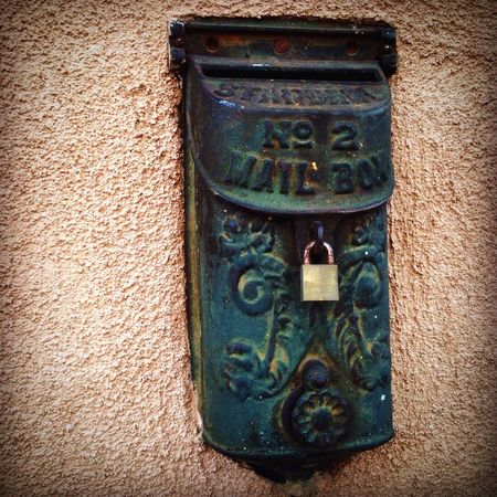 Ancient Mail Dreaming Canyon Road Wide Open Musings Mailboxes Happy Haiku