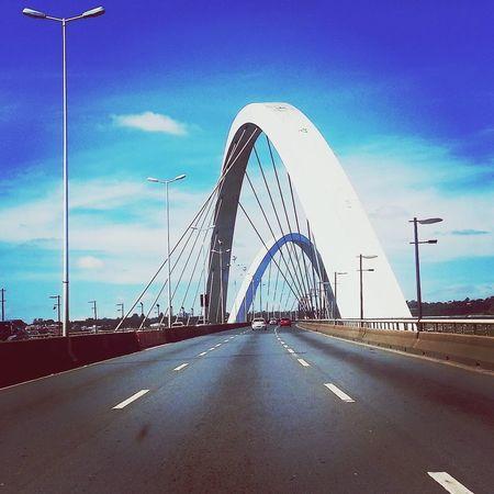 ponte Jk Pontejk Brasília Bluesky Love