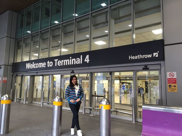 Hello World That's Me Taking Photos Enjoying Life City Of London London Heathrow Airport Departure