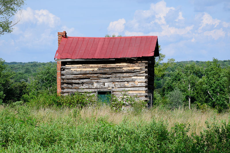 Old Log Cabin