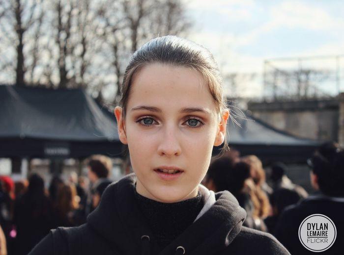 "Model Yana Van Ginneken from ""Little Belgium"" - Paris Fashion Week - March 2016. ||| 📸 http://allaboutthemodels.blogspot.com/2017/01/model-yana-van-ginneken-from-belgium.html ||| 📸 Yana Van Ginneken Parisfashionweek Fashionweek Haute Couture Pret A Porter High Fashion Ready To Wear Modeling Model"
