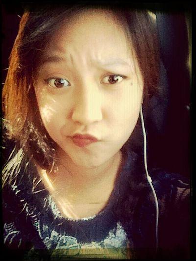 Perfect is boring. Selfie Asian