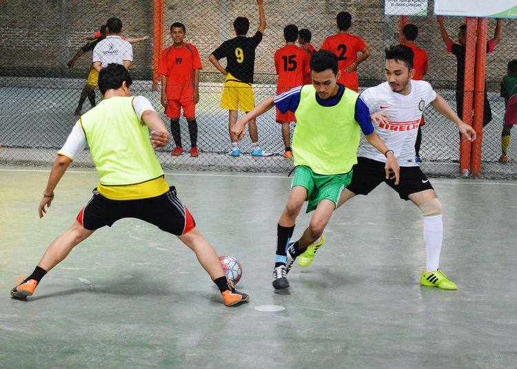 Midfielder.... Sport Indoor Futsal Tournament Futsal FutsalTime Futsalindonesia Midfielder
