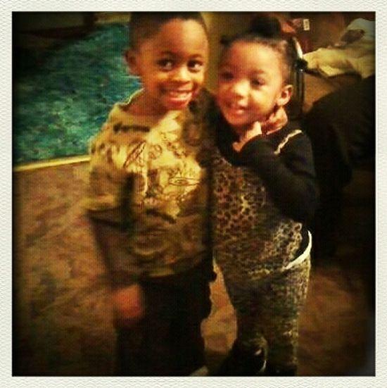 Myy Baby Girl & Bad Cousin :)