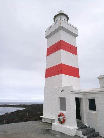 Suðurnes Reykjanes Iceland Island Garður Lighthouse
