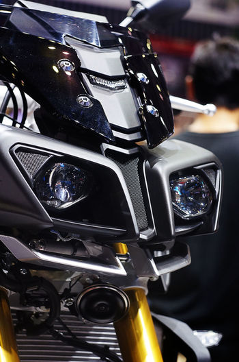 Car Close-up Day Land Vehicle Mode Of Transport Motorcycle Mt-10 No People Outdoors Speedometer Technology Yamaha