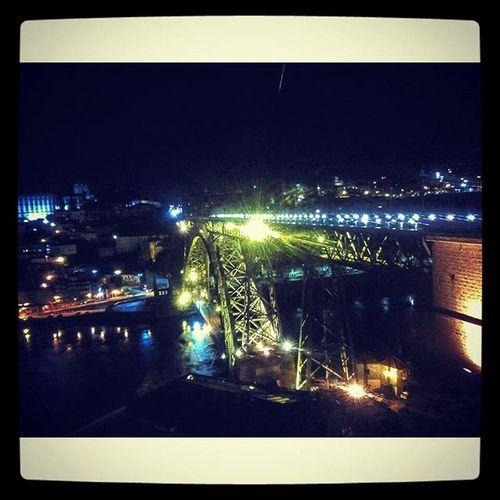 Porto by night Dluisbridge Porto Melhorcidadedomundo Tavafrio Lindo