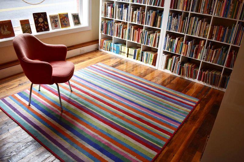 EyeEmNewHere Bookshelf Book Indoors  Armchair Shelf Books Bookstore Chair Tourism