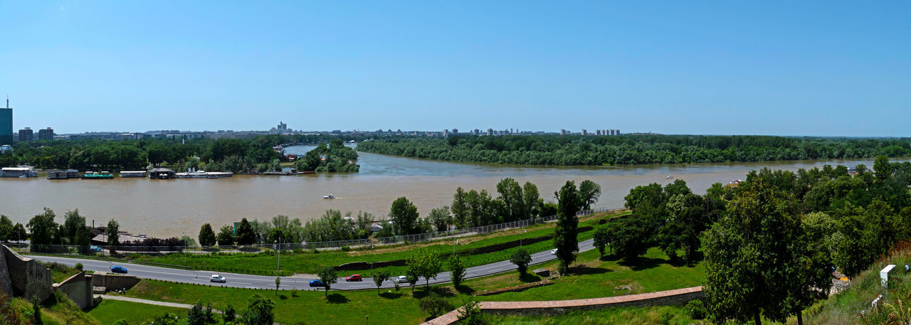 Belgrade, at