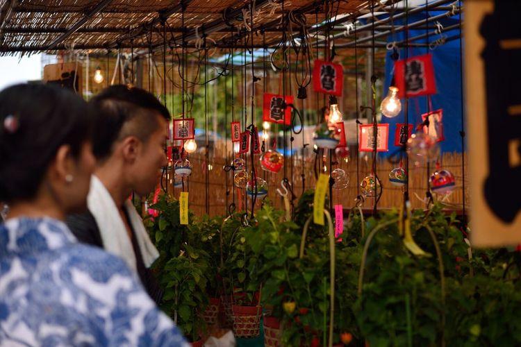 Ultimate Japan Asakusa Sensouji Sensoji Temple  Windbell Hozuki Chineselantern