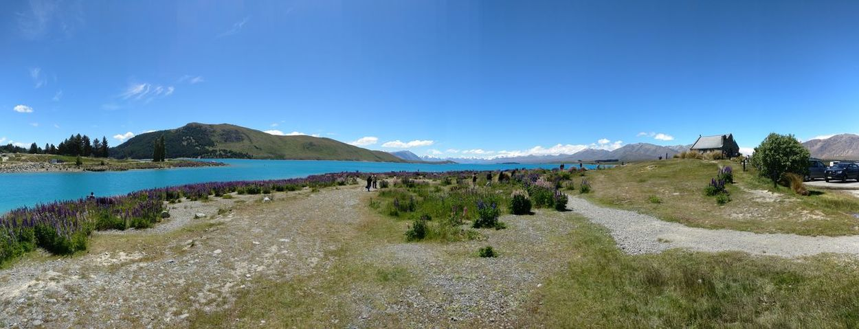 To Many People Nature Travel Destinations Beauty In Nature Tekapo Church Of The Good Sheperd Pure New Zealand Nz Must Do