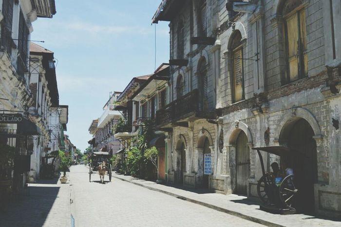 Calle Crisologo Vigan Philippines
