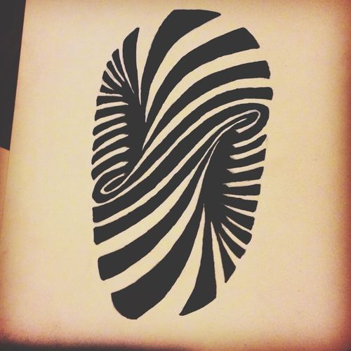 Drawing Draw Optical Illusions