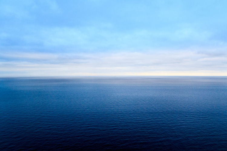 Backgrounds Baltic Sea Beautiful Sky Beauty In Nature Blue Blue Sky Day Horizon Over Water Minimal Nature No People Outdoors Scenics Sea Seascape Sky Tourism Tranquil Scene Tranquility Water Winter EyeEmNewHere