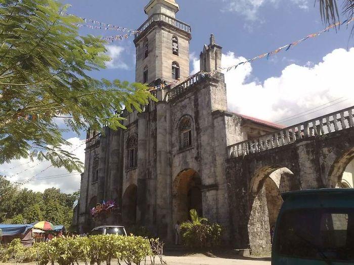 Taking Photos Church Sta.monica