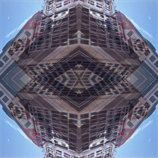 Arquitecturacaliedoscopica + train civis
