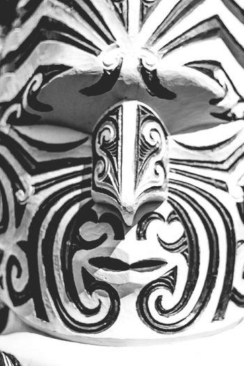 Rotorua Maori Kunst Streetphotography ArtWork New Zealand Travel Photography