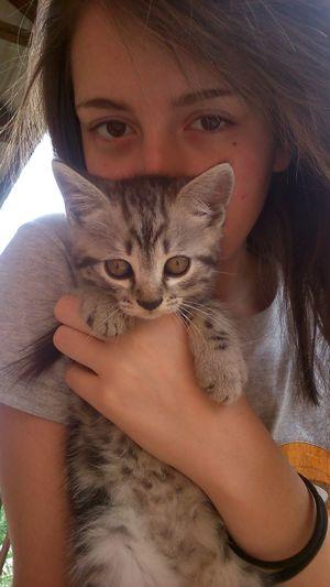 Kitten Love ♥ Good Morning✌♥ It's Me!