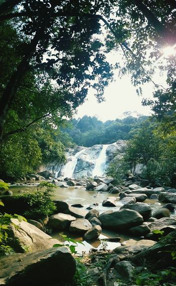 Protecting Where We Play Waterfall Nature Berkelah Hiking Pahang Malaysia