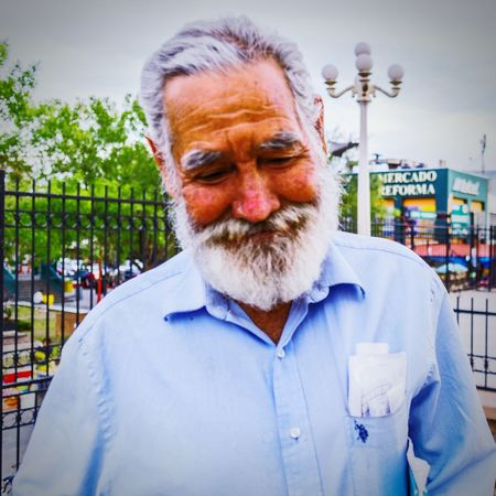 Beard Adult Mature Adult Men City People Street Streetphotography Juarez Senior Adult Downtown Sunday Spring Culture Street Life Urban Photography Sonya6000