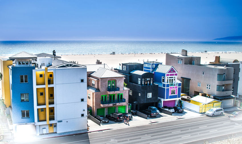 The San Monica dream Santa Monica Beach Photography Beach House Beach Life SoCal Rich VS Poor Life's A Beach