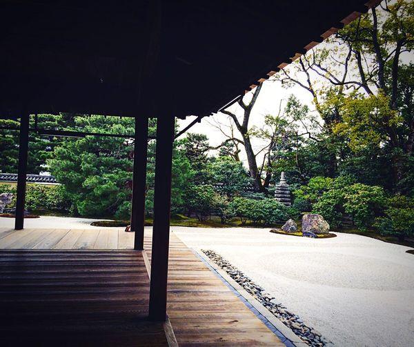 建仁寺 方丈 東山 京都 Kyotojapan Relaxing