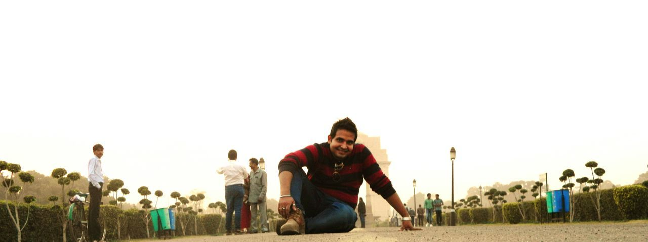 Me At New Delhi. Streetphotography At Indiagate Tired! In Search Of That Perfect Moment Wicked Smile