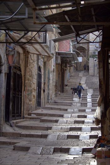 Architecture Travel Destinations Easr Jerusalem