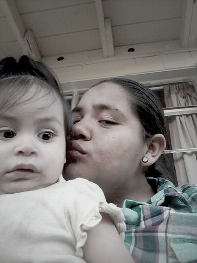With My Baby Cousin <3