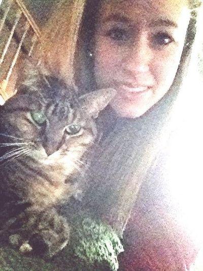 My Kittyyyy<3 Meow