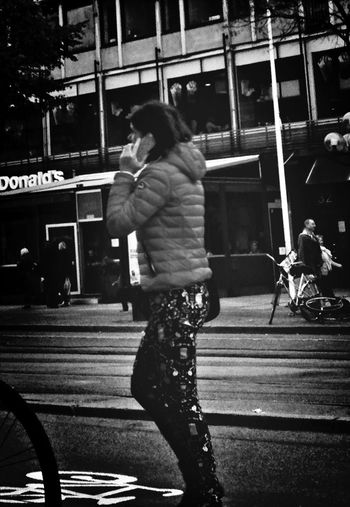In a mobile hurry. EyeEm Masterclass Gothenburg 2013