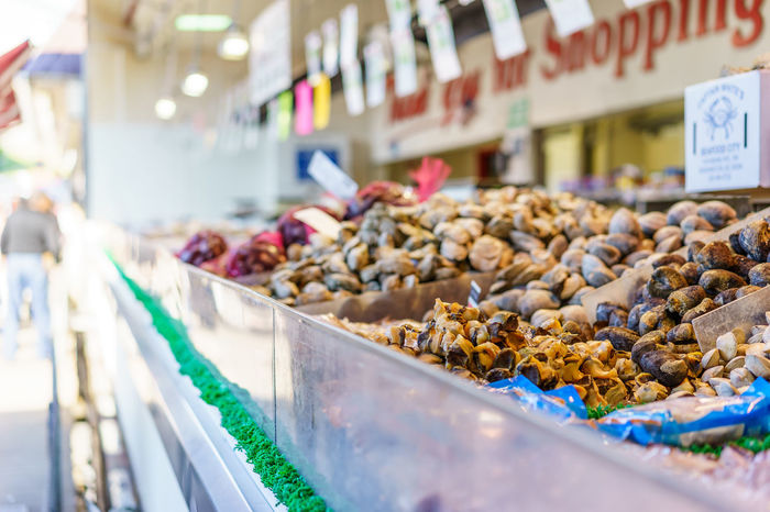 Clams Crab Crabs District Of Columbia Fish Fish Market Food Fresh Jessie Taylor Seafood Octupus Oyster  Sale Salmon Seafood Show Us Your Takeaway! Showcase April Squid To Go USA Washington Washington, D. C. Wharf Inc