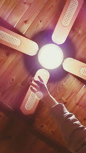 Rustic Light HoldOn GotIt Extend Your Arm