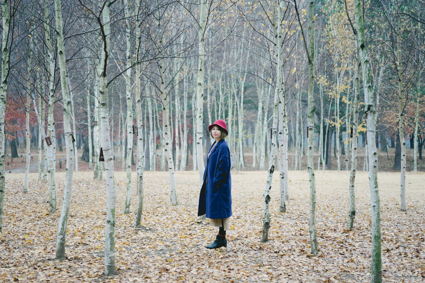 Fashion Fashion&love&beauty Holiday Korea Maple Maple Leaf Portrait Snap Stlying Streetphotography Trip Vocation The Portraitist - 2016 EyeEm Awards