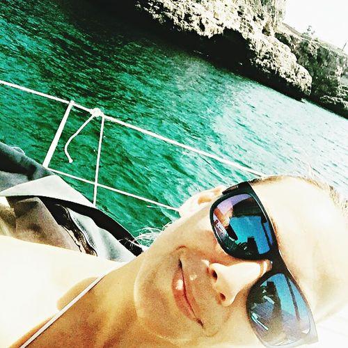 Sailing Relaxing Summertime Cales De Mallorca
