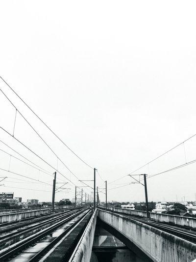 Train gone..