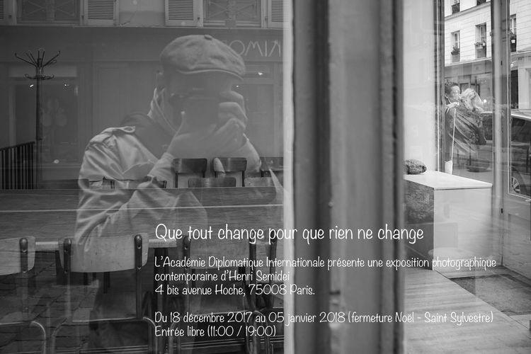 Expo photo jusqu'au 05 janvier de 11:00 à 19:00 au 4 bis avenue Hoche 75008 Paris Expo Photo Paris Visitparis Parisjetaime QuefaireaParis Arts Culture And Entertainment Occupation People City