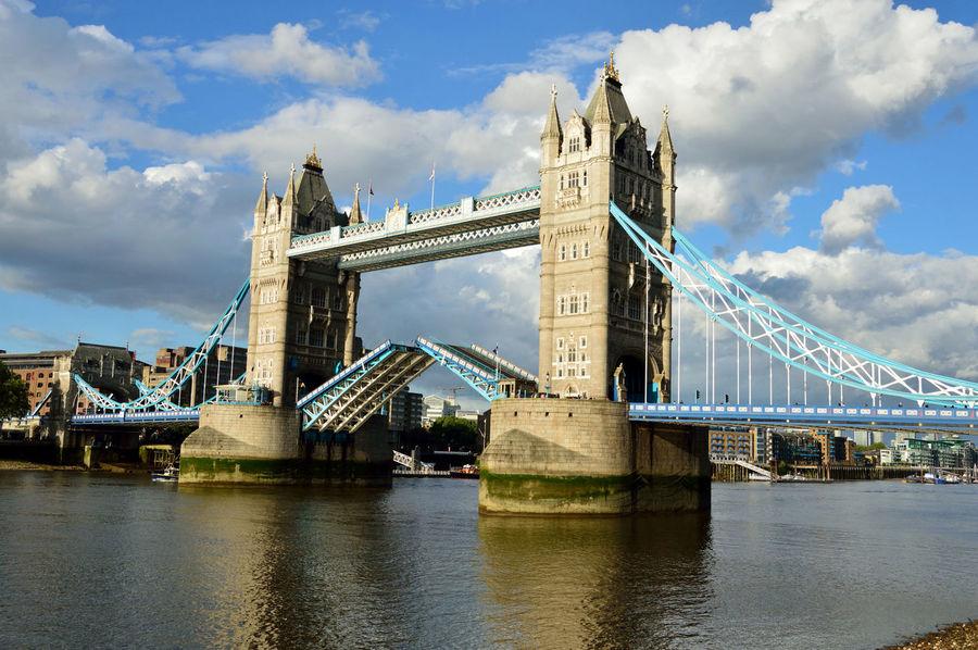 Tower Bridge London London Tower Bridge  Bridge - Man Made Structure Built Structure Travel Destinations