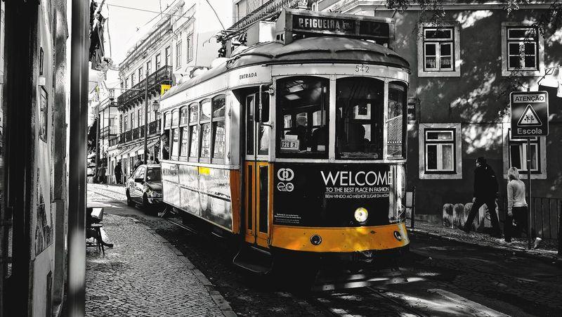 Streetphotography Travelling + Exploring Public Transportation Streetscape