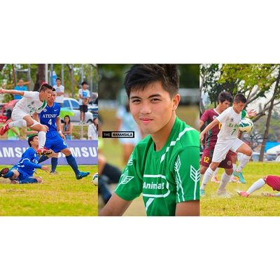 Happy birthday! @gelodiamante ⚽⚽⚽ . . . Sbspotlight Soccerbible DLSU Lasalle dlsumft themanansala diamantebrothers
