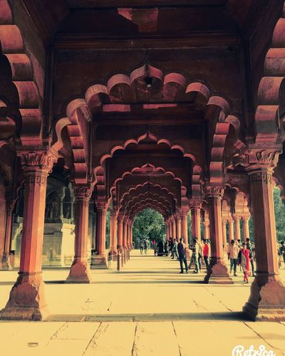 Architecture Redfort Dehli Muhgal Architecture Arches Historical Building Historical Monuments Delhi