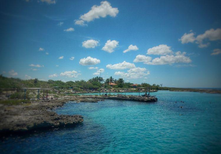 Cuba Beach Landscape Seaside
