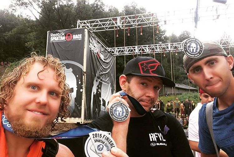 Tri state Spartan. 81st OCR. 24th of the year. Best last year's time by 23 minutes, even in a downpour. Ocr Ocrunited Spartanrace Spartansuper2015 Spartansuper Tristatespartan Tristatespartanrace Tristatespartansuper Hyletecompeteteam Teamcorepower Eatnuttzo Buffalo Buffalony Buffalonewyork 716 Wnyocrfreaks Icebug Cepcompression Skins