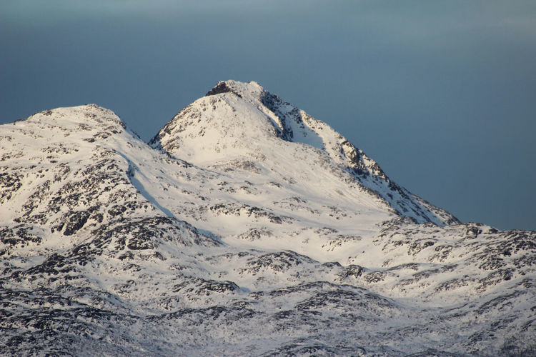 Mountains in Bodø Beauty In Nature Scenics - Nature Mountain Tranquil Scene Tranquility Cold Temperature Winter Snow No People Day Nature Sky Non-urban Scene Environment Mountain Range Clear Sky Idyllic Mountain Peak Snowcapped Mountain Formation Bodø Norway🇳🇴 Winter