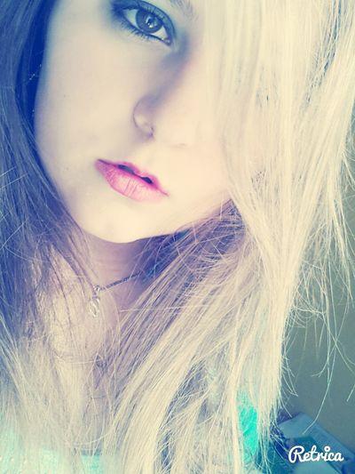 Bored >.< Selfie Not Beautiful