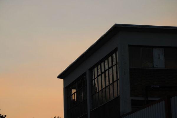 Broken windows Factory Building Factory Architecture Canon Canonphotography Canon760D Sky City Life 🏢